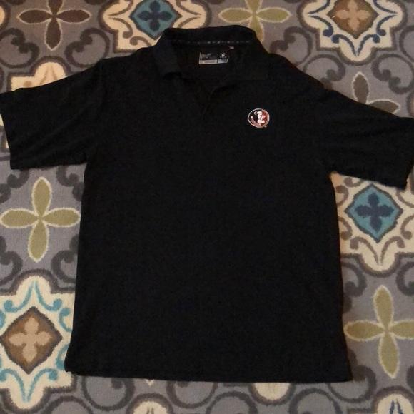 6bd672c0ce8 Cutter & Buck Shirts | Florida State University Polo | Poshmark